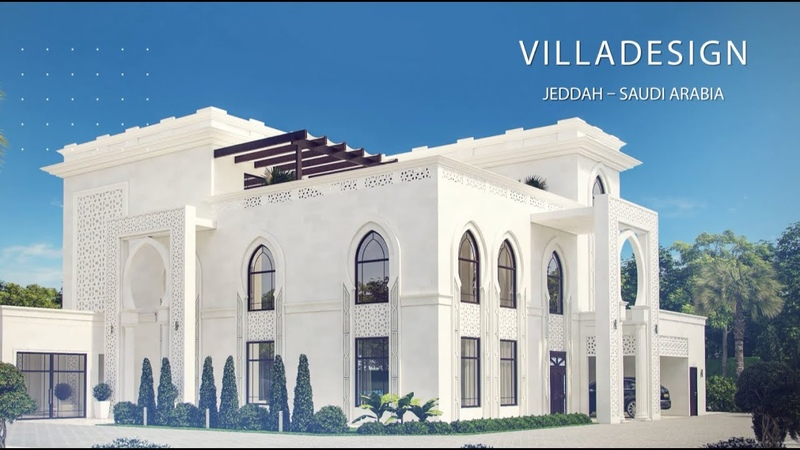 Villa Design in Jeddah Saudi Arabia