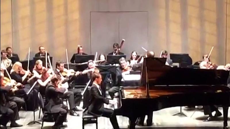 В А Моцарт Концерт № 21 для фортепиано с оркестром часть 2