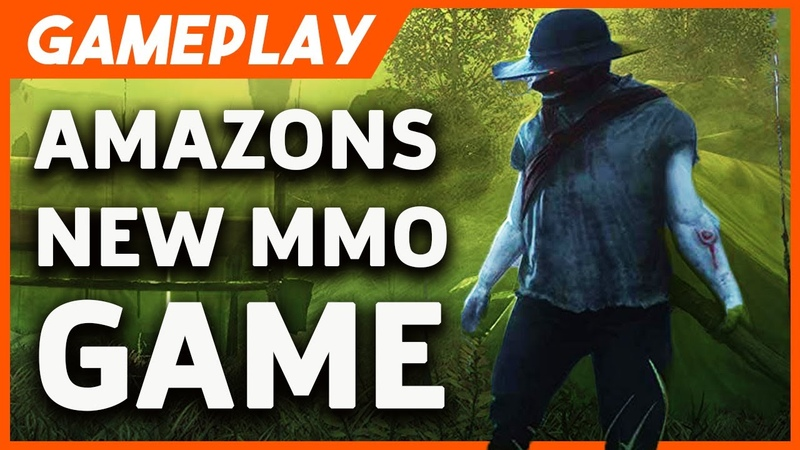 10 Minutes Of New World Gameplay Amazon's Take On The Classic MMO
