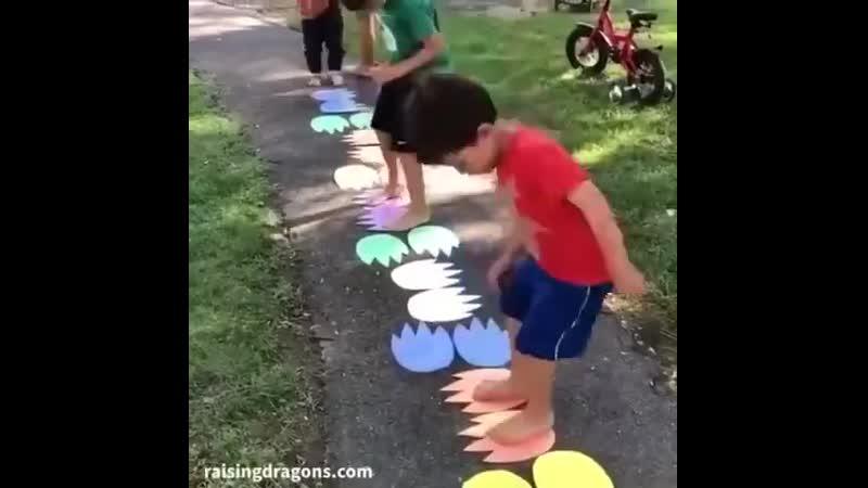 Креативная игра для детей и взрослых