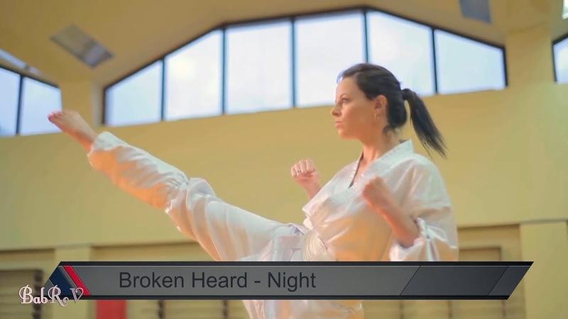 Broken Heard Night