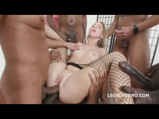 Kira Thorn - Porno, Russian, DAP, Gangbang, Interracial, Anal, Gape