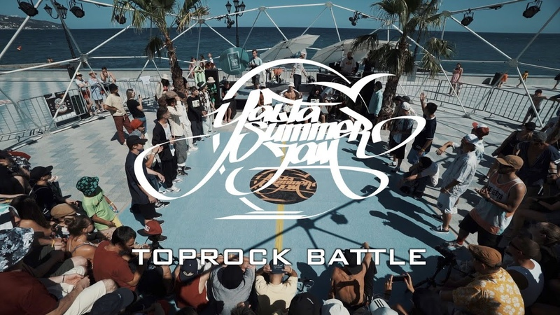 TOPROCK BATTLE YALTA SUMMER JAM 2020