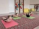 Комплекс упражнений для правильной осанки у детей