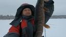 Зимняя рыбалка в Карелии. Глухозимье!