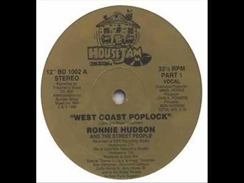 Ronnie Hudson The Street People West Coast Poplock