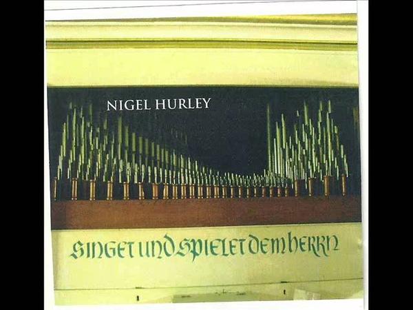 Nigel Hurley Passacaglia Christian Friedrich Witt