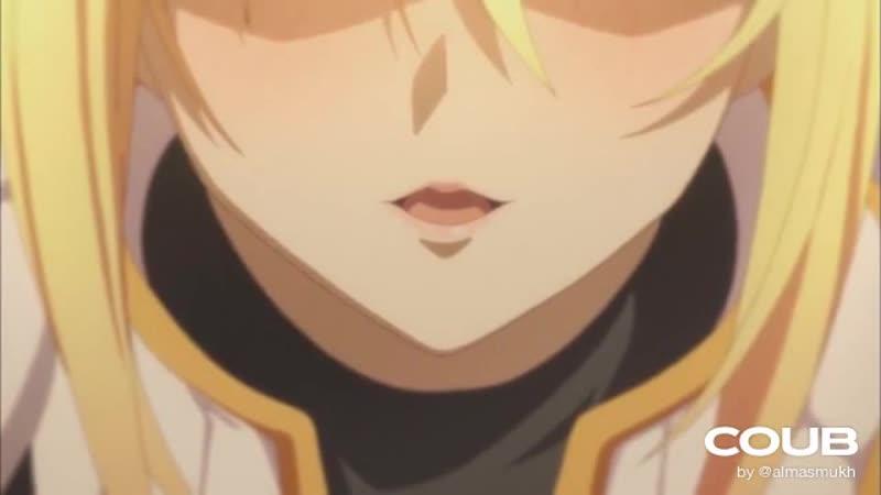 Ее лицо слишком близко Ancord Kono Subarashii Sekai ni Shukufuku wo Богиня благословляет этот прекрасный мир