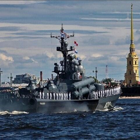 Сегодня - День военно-морского флота