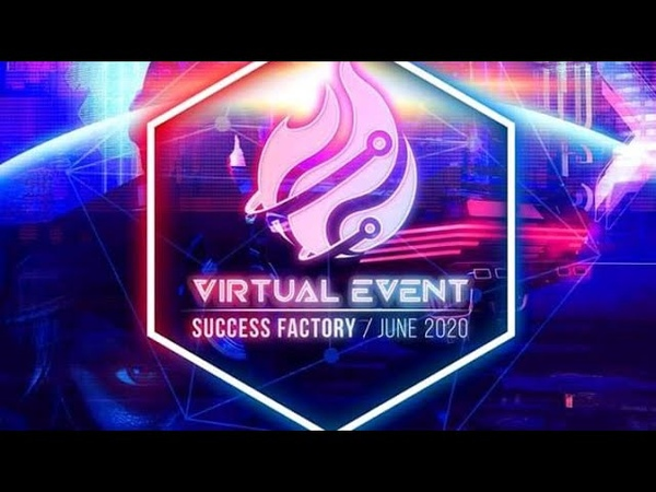 THE MOST REVOLUTIONARY EVENT SUCCESS FACTORY 2020