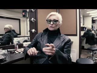 "Диана Арбенина о съемках клипа ""Секунду назад"""