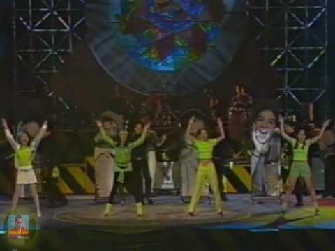 Jeans Pepe Premios Eres 1997 Paty Tabatha Litzy Angie P E Jose @ DJ Mix
