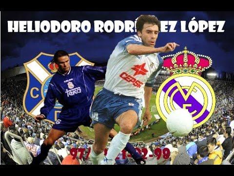 TENERIFE REAL MADRID 97 98 FULL MATCH