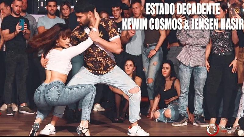Kewin Cosmos X Jensen Hasir Estado Decadente Marco Sara Bachata style Esencia Barcelona