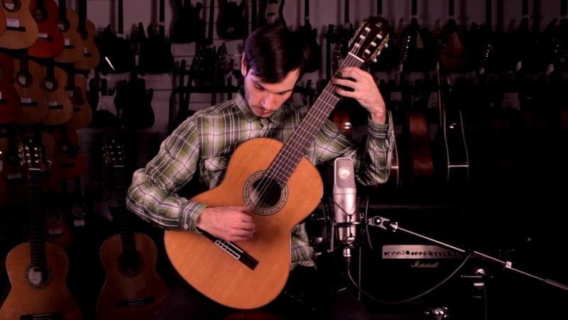 Admira A10 Классическая Испанская Гитара