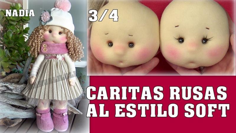MUÑECA NADIA CARITA RUSA AL ESTILO SOFT video 436