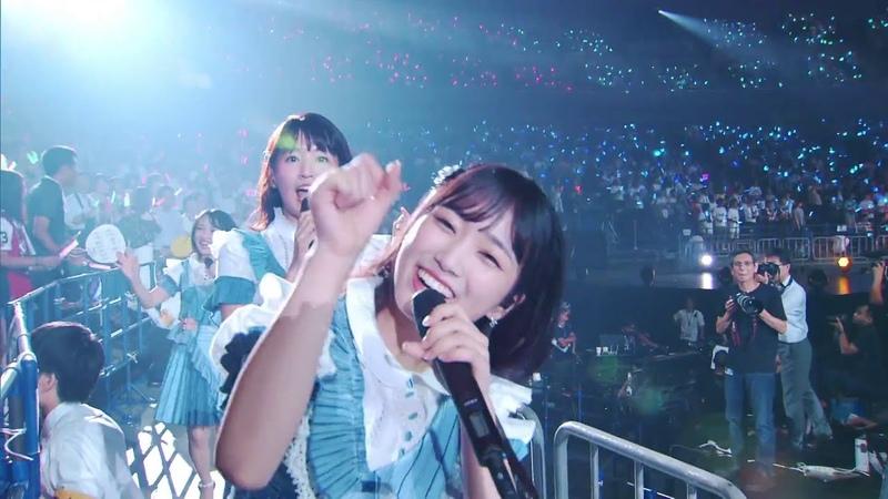 AKB48 Heavy Rotation ヘビーローテーション AKB48 Group Kanshasai〜コンサートのランク戦勝総戦ラン