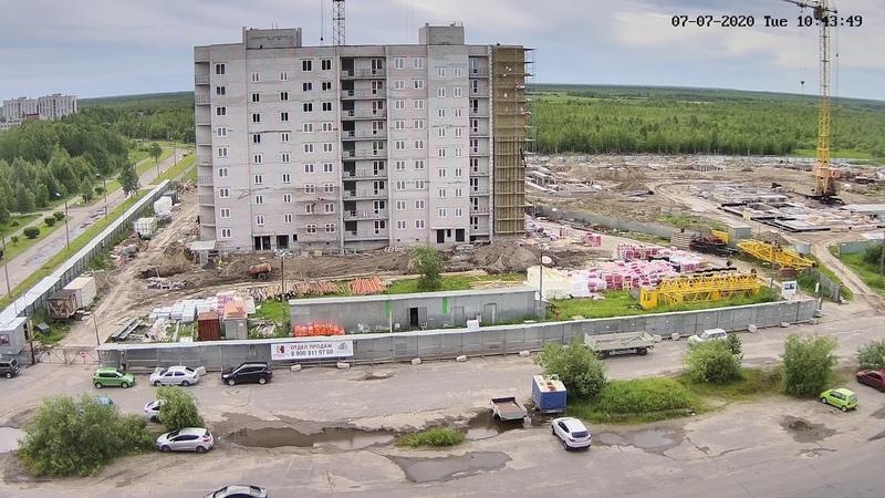 ЖК Олимп Северодвинск