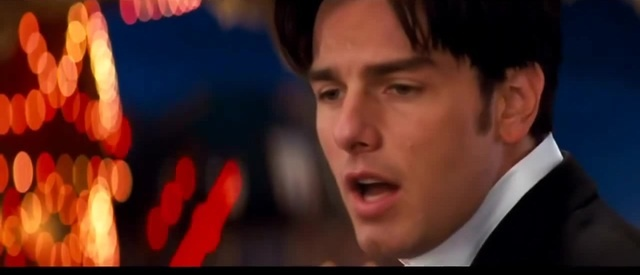 Tom Cruise sings for Nicole Kidman in Moulin Rouge Deepfake