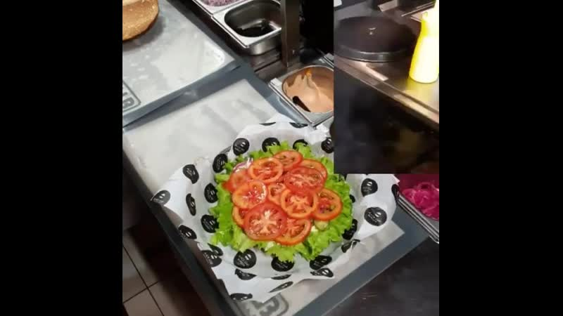 Black Star Burger Kaliningrad