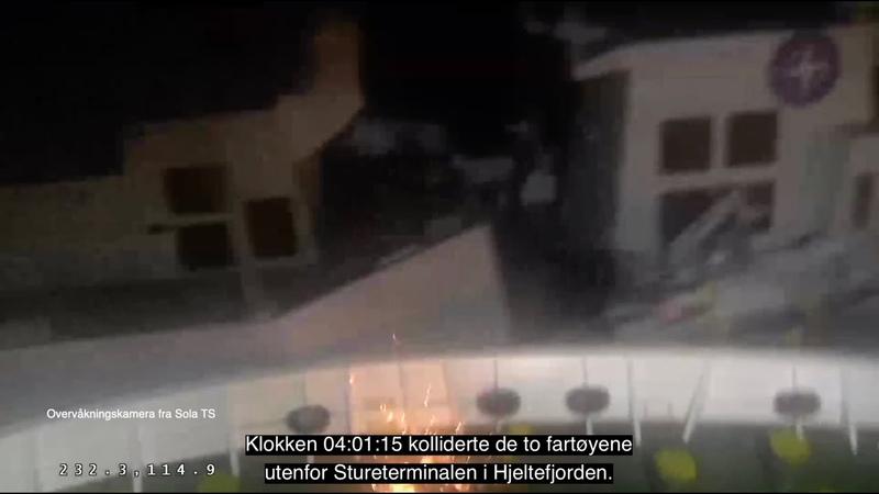 Havarikommisjonens film om Helge Ingstad