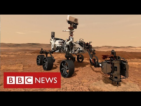 Mars rover begins search for alien life on Red Planet BBC News